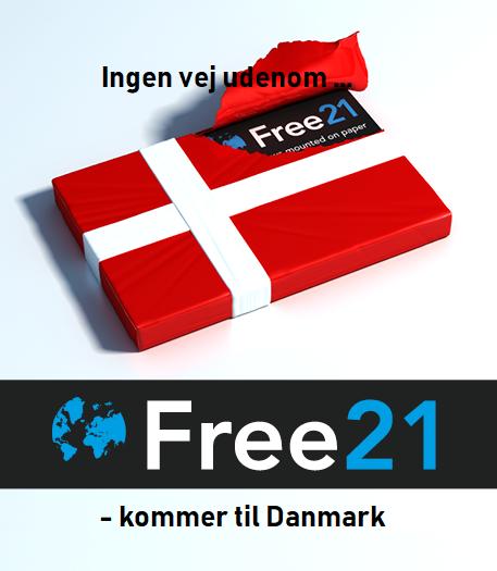 Free21 i Danmark